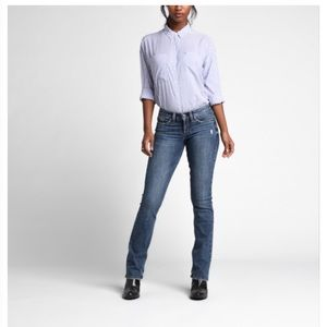 Silver jeans Tuesday bootcut
